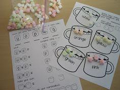 The Bubblegum Tree: Marshmallows, mugs, and math oh my!