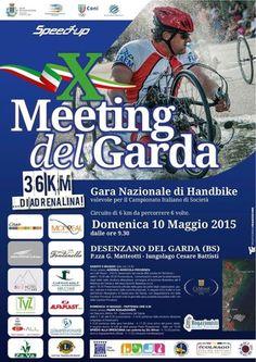 Domenica 10 maggio 2015 si corre la X Meeting del Garda a Desenzano del Garda @gardaconcierge