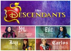 10 Things Disney's Descendants Taught Me About Being a Better Parent #Disney #VillainDescendants #Ad