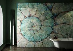 Glamor NAUTILUS - beautiful sacred geometry in the bath