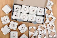 Schalter und Steckdosen: Anschlüsse im Haus