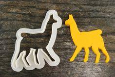 Llama / Alpaca Cookie Cutter