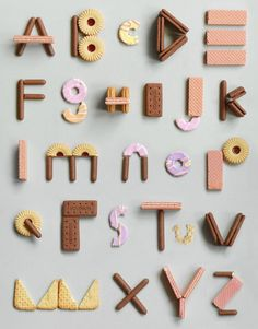 90 Beautiful Typography Alphabet Designs (Part Food Typography, Typography Alphabet, Creative Typography, Typography Design, Typography Images, Inspiration Typographie, Typography Inspiration, Alphabet Design, Types Of Lettering