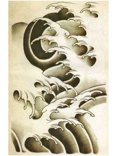Japanese Tattoo Flash Designs. Top quality high resolution color design, with tattoo stencil outline for instant download. Get the body art you deserve. Many other designs. View at http://www.printable-downloads.com/tattoo-designs.html