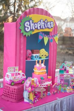 Incredible Shopkins Party Ideas | CatchMyParty.com