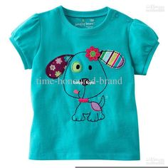 Dog T-Shirt Source by bchug Freehand Machine Embroidery, Free Motion Embroidery, Embroidery Applique, Sewing Appliques, Applique Patterns, Applique Designs, Sewing For Kids, Baby Sewing, T Shirt Painting