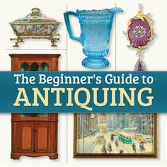 The Beginner's Guide to Antiquing Value Pack