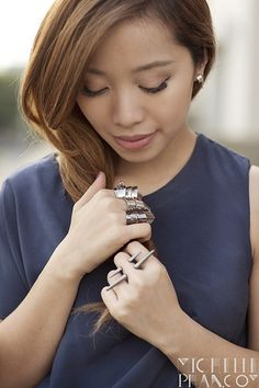 :) Michelle Phan, everything she does is so inspirational!
