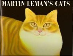 Martin Leman's Cats by Martin Leman (b.1934)