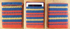 Housse iPad - 2013  #crochet #iPad #tricot #knit