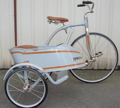 antique Adult Tricycle   Any ideas as to manufacture and time of manufacture? Any ...
