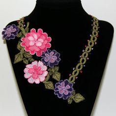 Turks lace jewelry