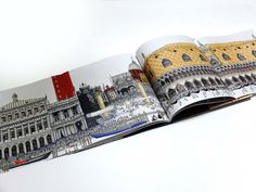 Venice Drawings - the much anticipated book by Desmond Freeman — Desmond Freeman Coffee Table Books, Printed Linen, Limited Edition Prints, Fabric Patterns, Venice, Two By Two, Product Launch, Drawings, Blog