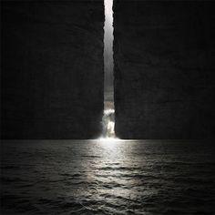Surreal Scenes of Solitude by Michał Karcz (Karezoid) | Who Designed It?