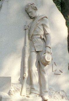 9th Pennsylvania Reserves Monument, Gettysburg National Military Park