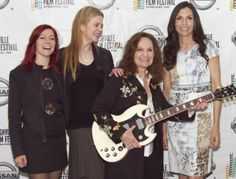 Actresses Carrie Preston, Nicole Kidman, Beth Grant, and Famke Janssen at the fest's 2012 edition.