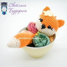 Crochet fox bag charm Free English Pattern Hi amigurumi lovers. A free crochet pattern for fox keychain holder or bag charm. Crochet Fox, Free Crochet, Crochet Dolls, Dmc Embroidery Floss, Embroidery Kits, Amigurumi Doll Pattern, Cat Amigurumi, Fox Bag, Crochet Keychain