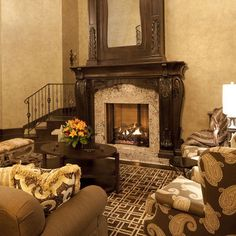 Fireplace Mantel Design, Pictures, Remodel, Decor and Ideas - page 44