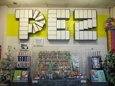 Burlingame Museum of Pez Memorabilia (Burlingame, California)