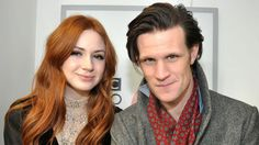 "Smith: ""I am very happy to stay"" Responding to Karen Gillan and Arthur Darvill's departure from Doctor Who, Matt Smith has reassured fans that he's not planning on leaving any time soon. Smith said on The Graham Norton Show: ""I am very happy to stay. I love it and love making the show."" Smith added he will miss Gillan but the show must go on: ""I'll miss  Karen because she's my best mate. She's mad as a box of cats but she's a  firecracker!"" Adding: ""There comes a time when a story reaches…"