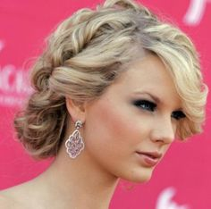 hair style for long hair updo