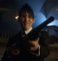 """""""I was down to one shell """" Robin Lord Taylor"""