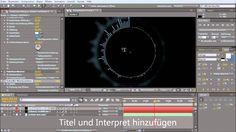 Audiospektrum Tutorial - Adobe After Effects (german/deutsch)