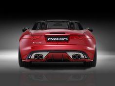 #Piecha Design #Jaguar F-Type