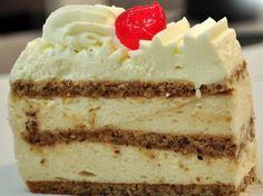 Ζαχαροπλαστική Πanos: Πάστες αμυγδάλου. Νουγκατίνα Greek Sweets, Greek Desserts, Party Desserts, Summer Desserts, Greek Recipes, Greek Cake, Greek Cookies, Greek Pastries, Cake Cafe