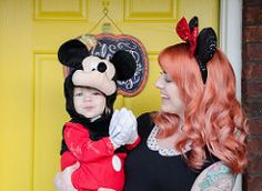 This Lexington Life | Mickey Mouse Toddler Halloween Costume