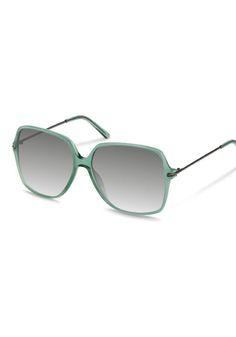 70er-Jahre-Glamour par excellence mit diesen Sonnenbrillen von Rodenstock. So frischen Sie diesen Winter garantiert Ihr  Lieblingsoutfit auf.
