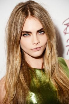 Today's Beauty Secret: Perfectly Lined Lids - As seen on: Cara Delevingne.  Editor's pick: Lancôme Artliner Precision Point Eyeliner in Noir, $29.50