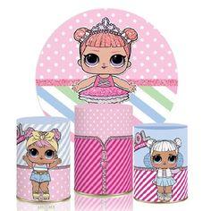 Personalised Mini Love Coeur Bonbons LOL poupée tous