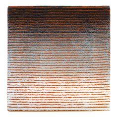 Neva Fade Tangerine Sample #tsar #bespoke #carpets #rugs #interiordesign #interiors #custom #handmade #wool #luxury #luxuryhouse #contemporarydesign #carpet #custommade Light In The Dark, Carpets, Contemporary Design, Bespoke, Interiors, Wool, Interior Design, Rugs, Luxury