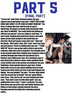 Part 5 (Final part) | #imagine