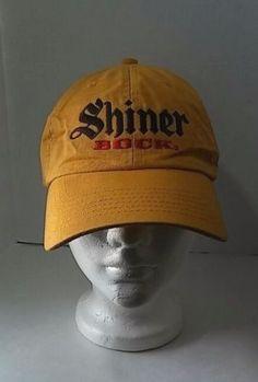 Vintage-Shiner-Bock-Brewery-Texas-Craft-Beer-Baseball-Hat-Cap