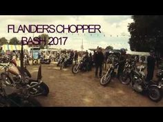 FLANDERS CHOPPER BASH 2017 - YouTube