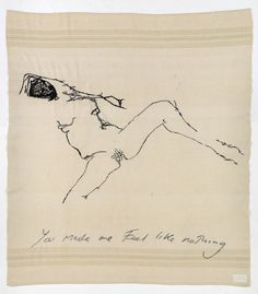 Tracey Emin, Just Like Nothing, 2009