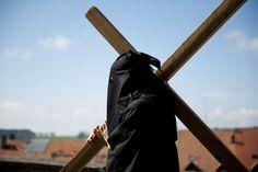 Easter Romont, Switzerland by Niji Graphein Switzerland, Easter, Baseball, Baseball Promposals, Easter Activities