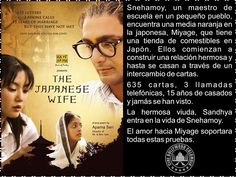 Cine Bollywood Colombia: THE JAPANESE WIFE