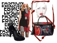 red passion by differentfashion.cz