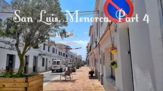 San Luis. The biggest fail of the trip. Holidays on Menorca. Part 4