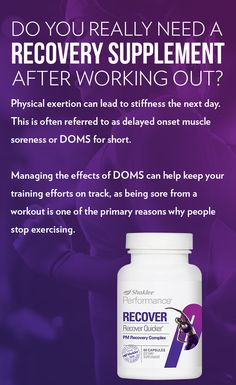 Discover why you need a recovery supplement after working out. Read the article here: Sports Nutrition, Healthy Nutrition, Healthy Tips, Personal Library, Muscle Tissue, Wellness Center, Do You Really, Sore Muscles, Business Goals