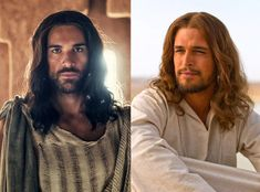 Juan Pablo Di Pace, A.D. The Bible Continues' Hot Jesus, Talks Nickname and Faith—Watch the Interview!  Juan Pablo Di Pace, Diogo Morgado
