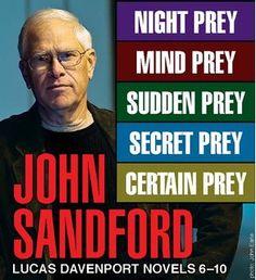 John Sandford: Lucas Davenport 16-20 - Kindle edition by John ...