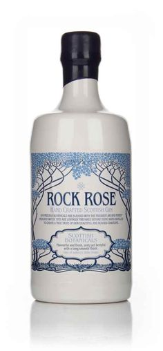 Rock Rose Gin - Master of Malt