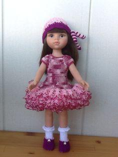 Описания и мастер-классы для кукол | KasatkaDollsFashions - вязаная одежда для кукол