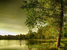 Poland lake