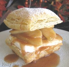 Who Needs Apple Pie When You Can Have Apple Puff Stackers
