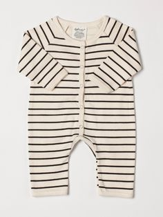 Organic Cotton Long Romper by SoftBaby at Gilt